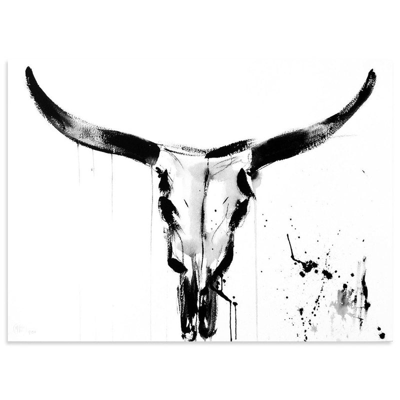 Toro by Jenna Snyder-Phillips-Print-Poster Child Prints