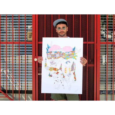 Untitled, Archive, John Gourley | Poster Child Prints