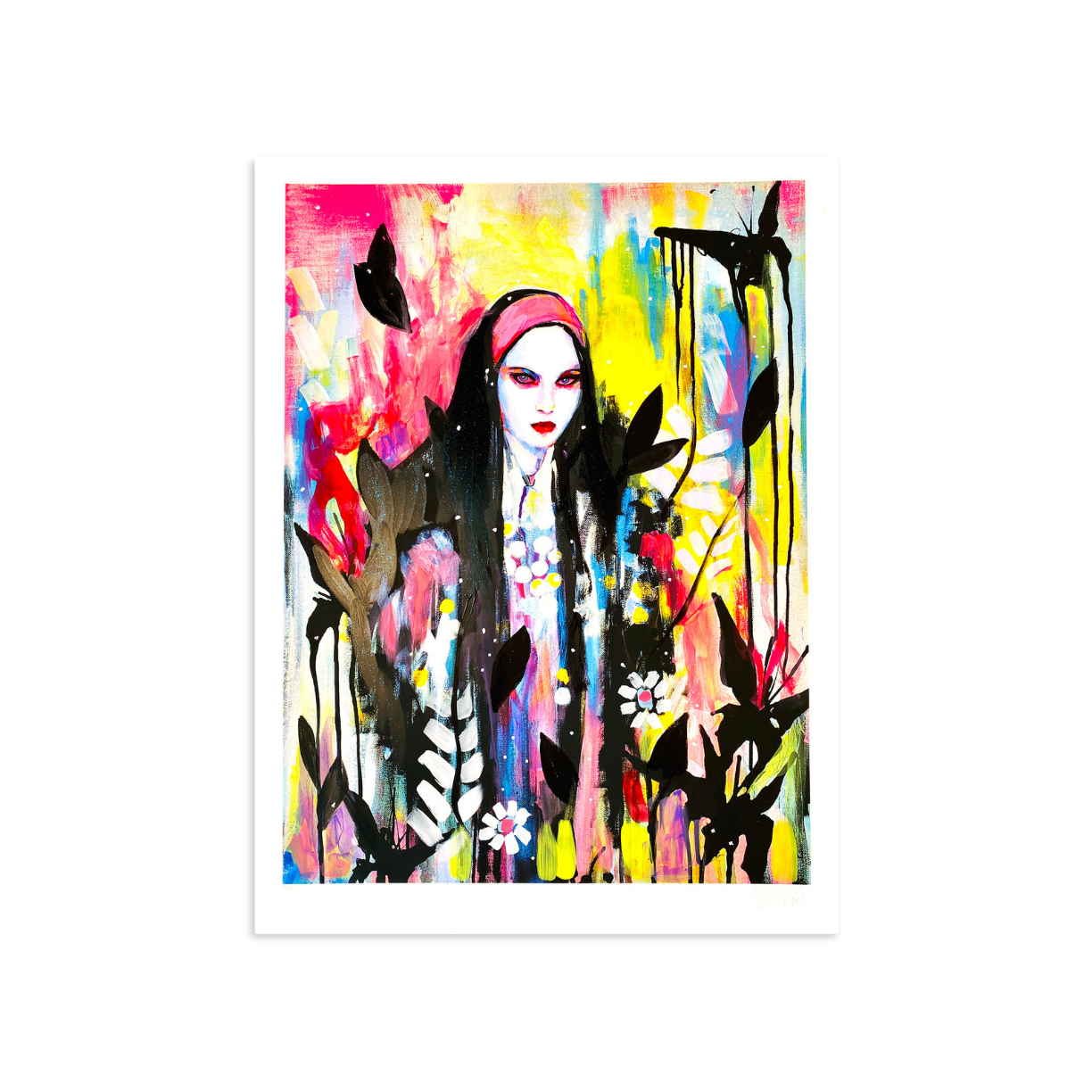 Sugarwater Artist Edition by Joshua Petker-Artist Edition-Poster Child Prints