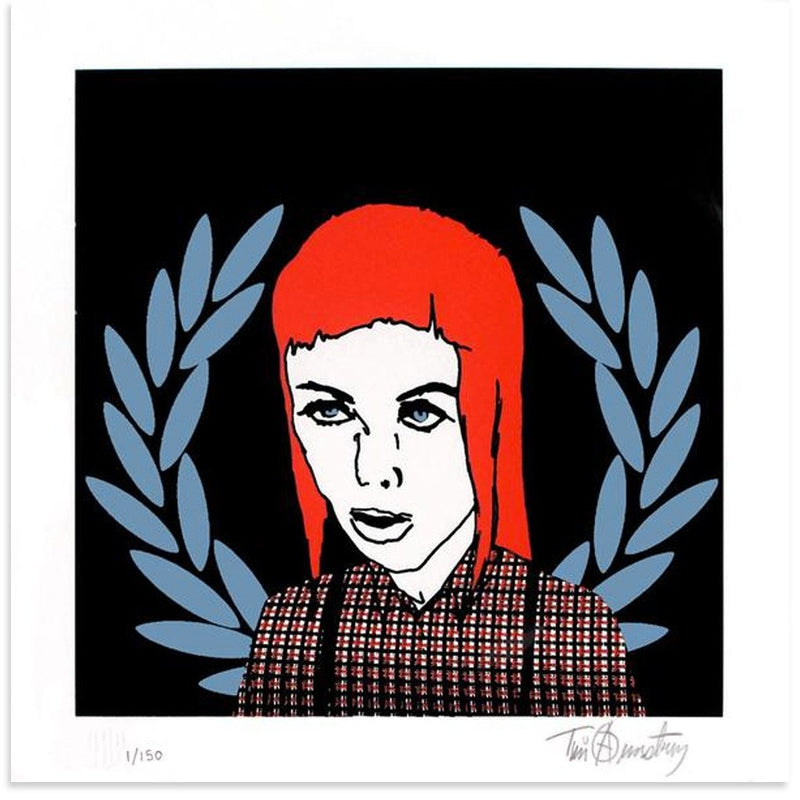 Little Rude Girl by Tim Armstrong | Archive | Poster Child Prints