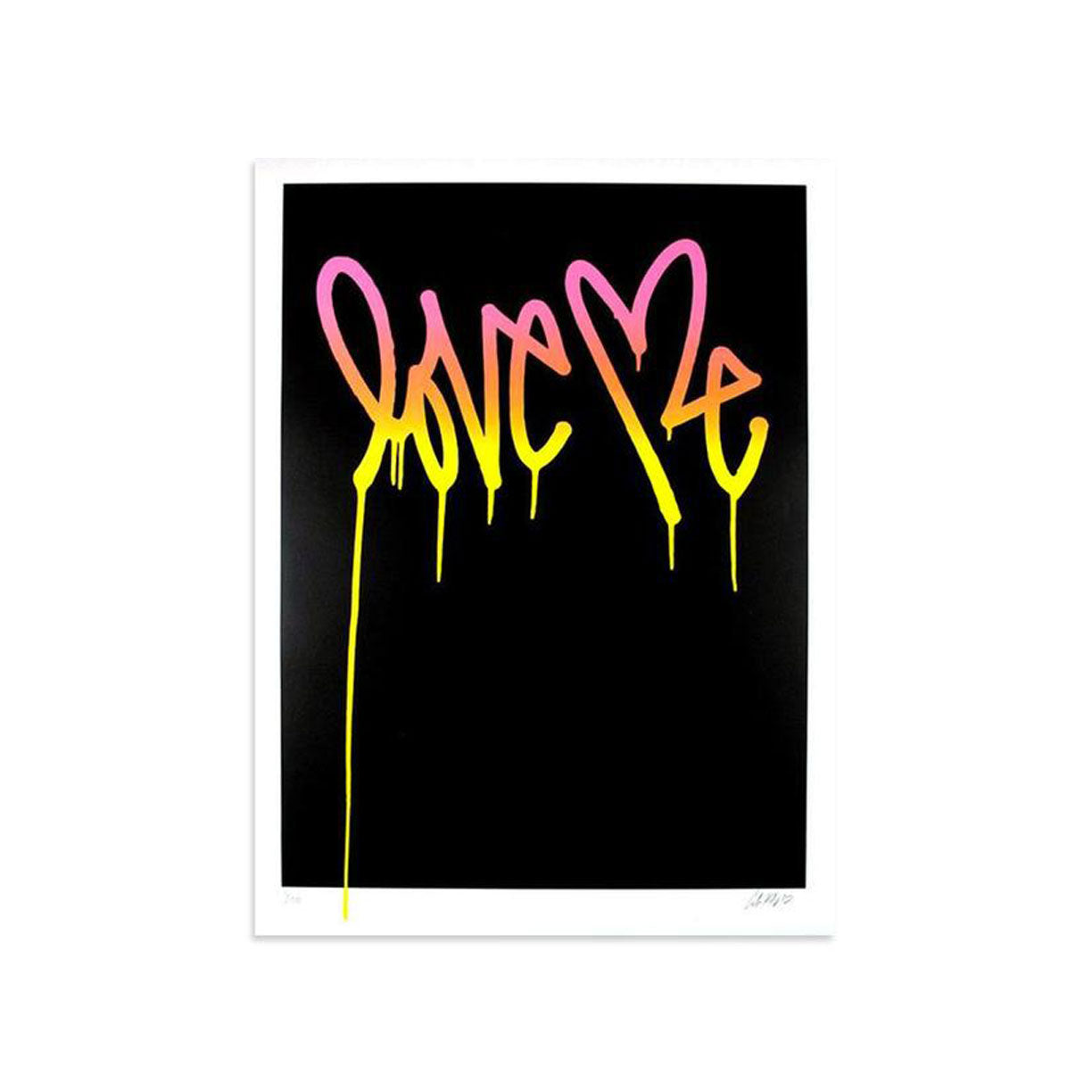 Love Me, Party Night by Curtis Kulig-Archive-Poster Child Prints