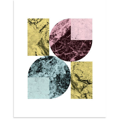 Marble Abyss, PCP Collection | Poster Child Prints