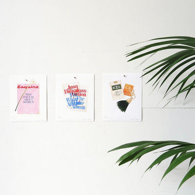 The White Album is a newPrint by Meghann Stephenson | Poster Child Prints