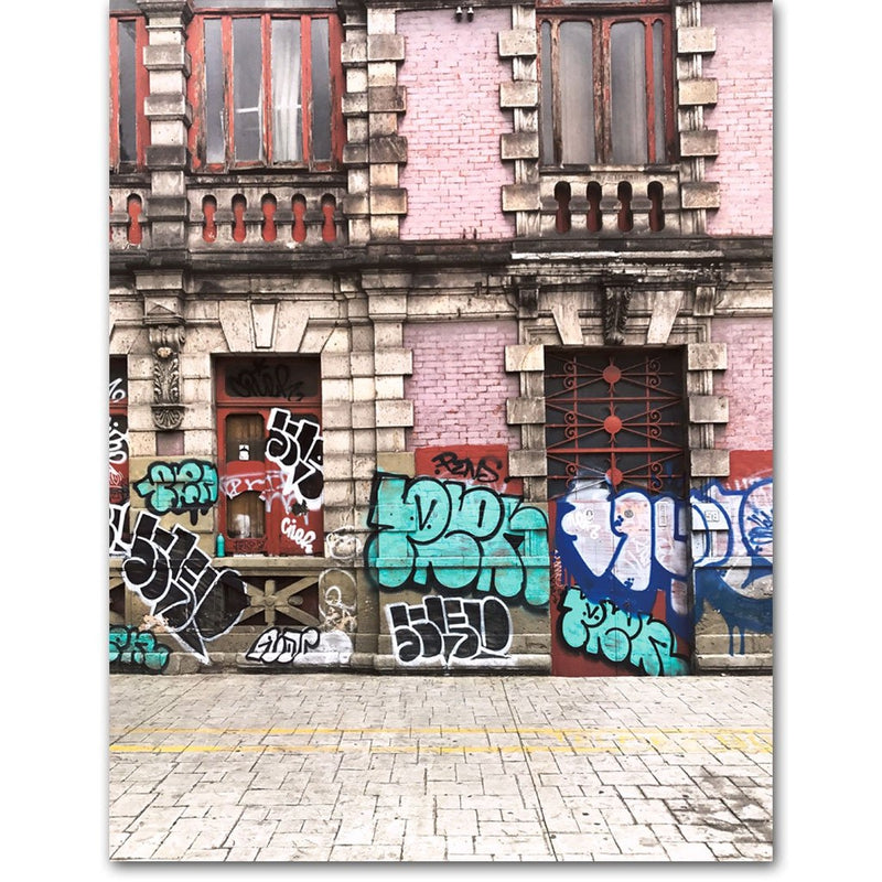 Walls of Mexico City by PCP Collection | Print | Poster Child Prints