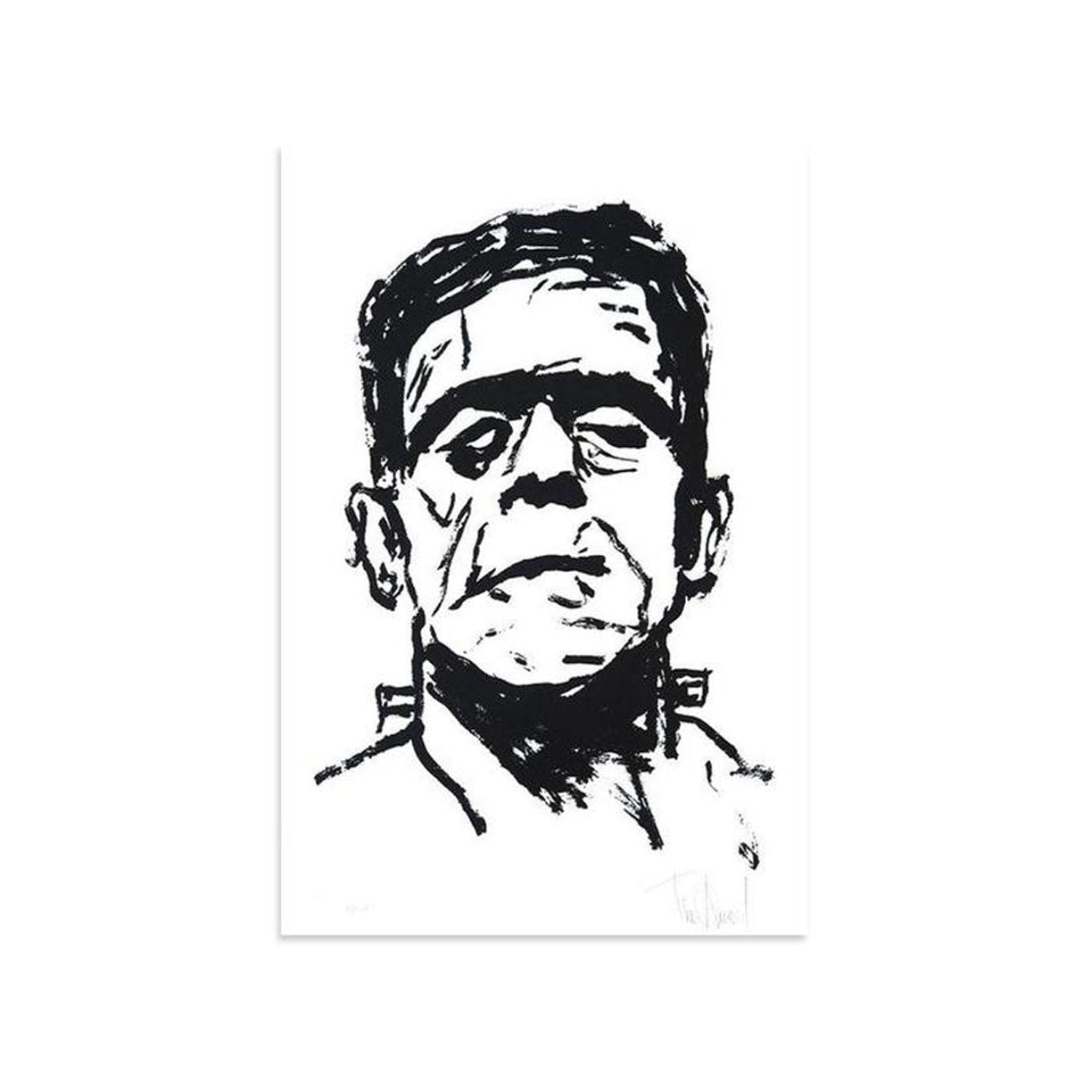 Monster by Tim Armstrong | Archive | Poster Child Prints