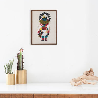 Morning Kachina by Found Art | Found Art | Poster Child Prints