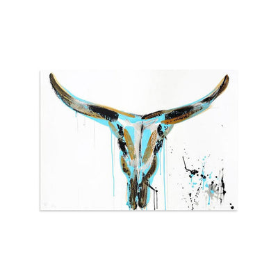 Toro AE/11 by Jenna Snyder-Phillips-Artist Edition-Poster Child Prints