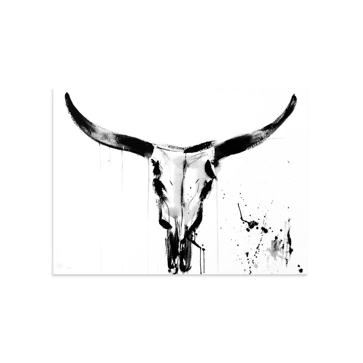 Toro by Jenna Snyder-Phillips | Print | Poster Child Prints