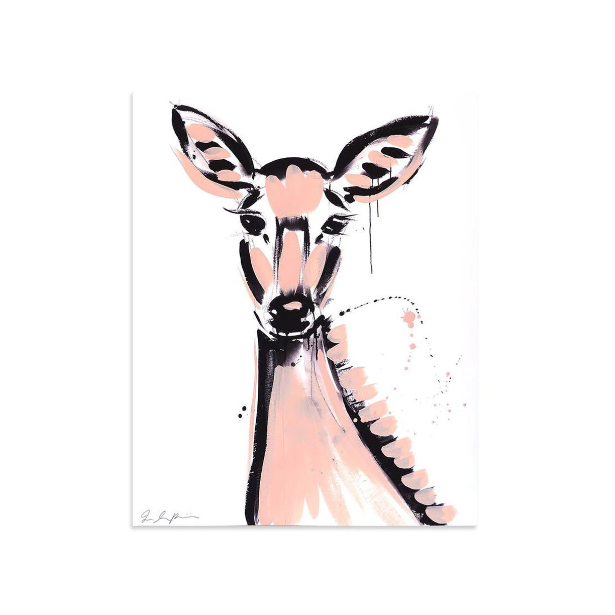 Doe AE/3 by Jenna Snyder-Phillips | Artist Edition | Poster Child Prints