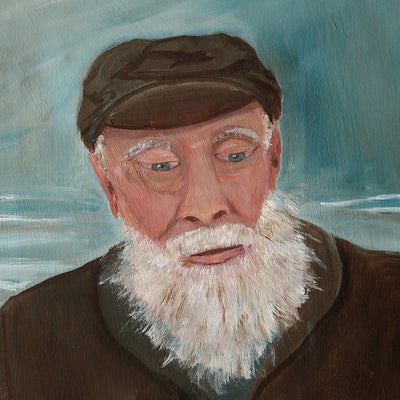 Old Sailor by Found Art-Found Art-Poster Child Prints