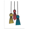 Tassels, PCP Collection | Poster Child Prints