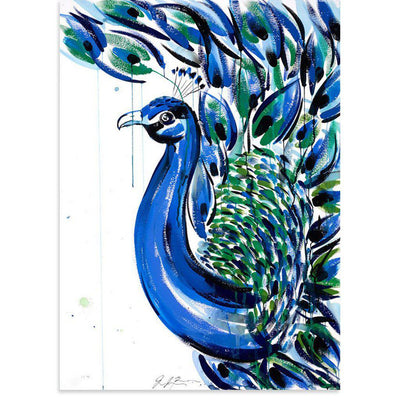 Pavo, Jenna Snyder-Phillips | Poster Child Prints