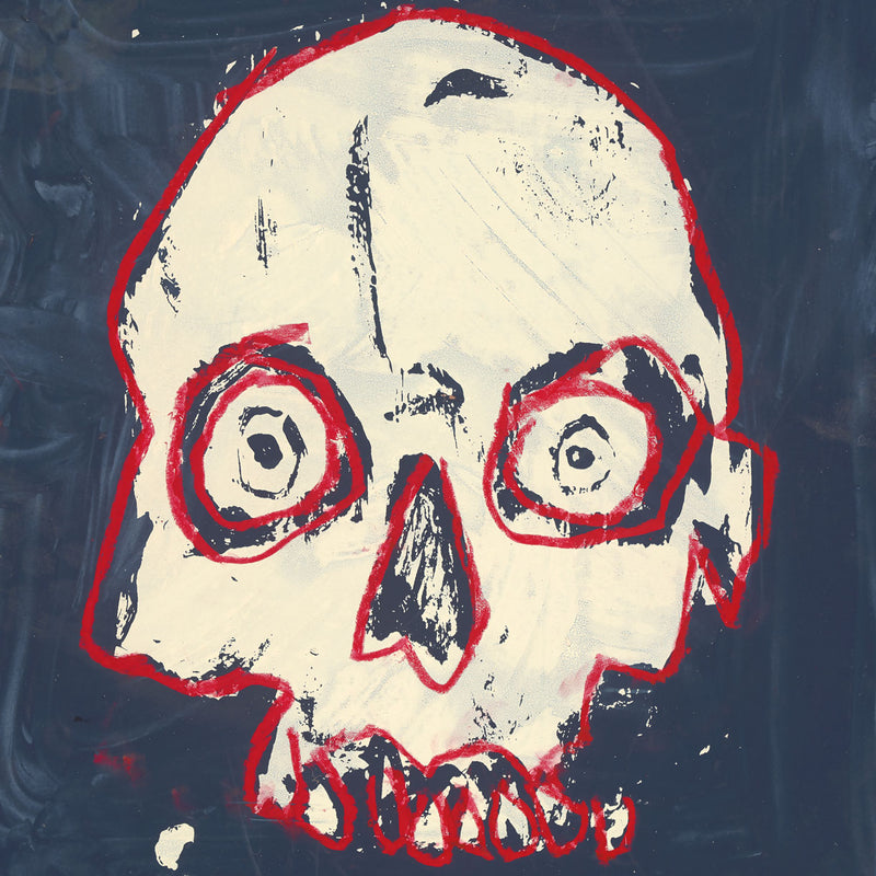 Pop Skull by Tim Armstrong-Print-Poster Child Prints