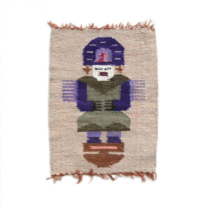 Purple Kachina by Found Art | Found Art | Poster Child Prints