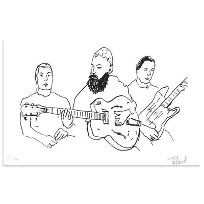 Tim Armstrong | Rancid In The Studio | Artwork | Prints