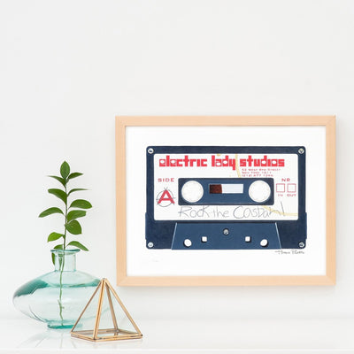Rock The Casbah by Horace Panter | Print | Poster Child Prints