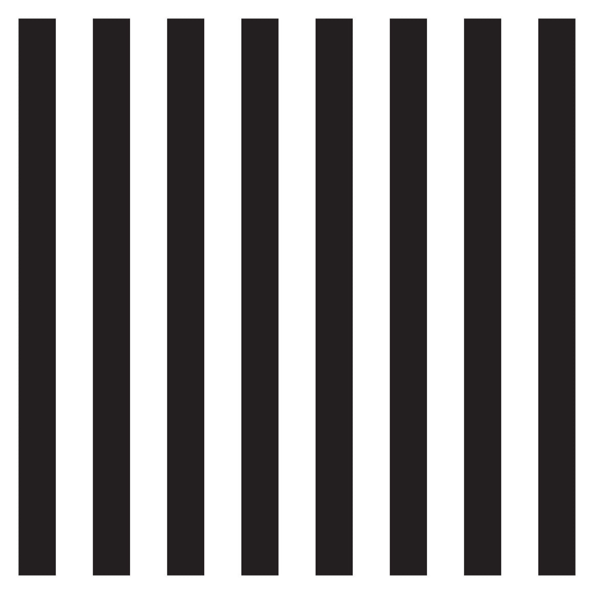 Stripe Repetition by PCP Collection | Print | Poster Child Prints