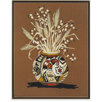 Straw in Vase by Found Art | Found Art | Poster Child Prints