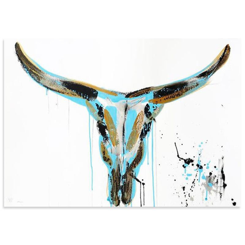 Toro AE/11 by Jenna Snyder-Phillips | Artist Edition | Poster Child Prints