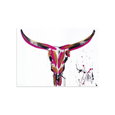 Toro AE/4 by Jenna Snyder-Phillips-Artist Edition-Poster Child Prints