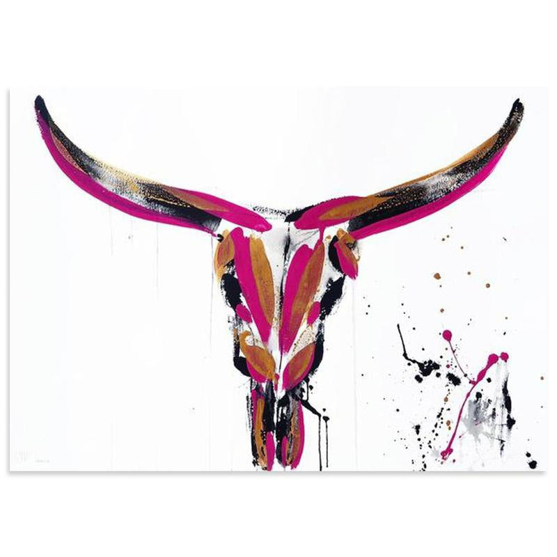 Toro AE/4 by Jenna Snyder-Phillips | Artist Edition | Poster Child Prints