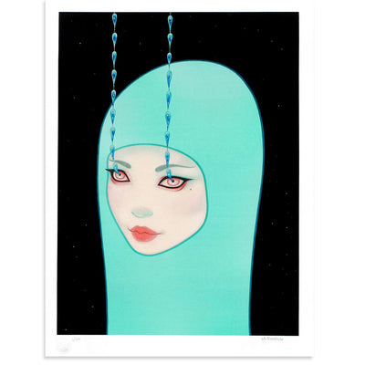 Wanderlust by Tara McPherson | Print | Poster Child Prints