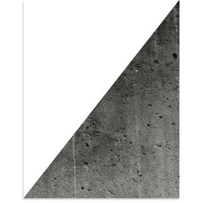Textured Concrete by Well Received | Print | Poster Child Prints
