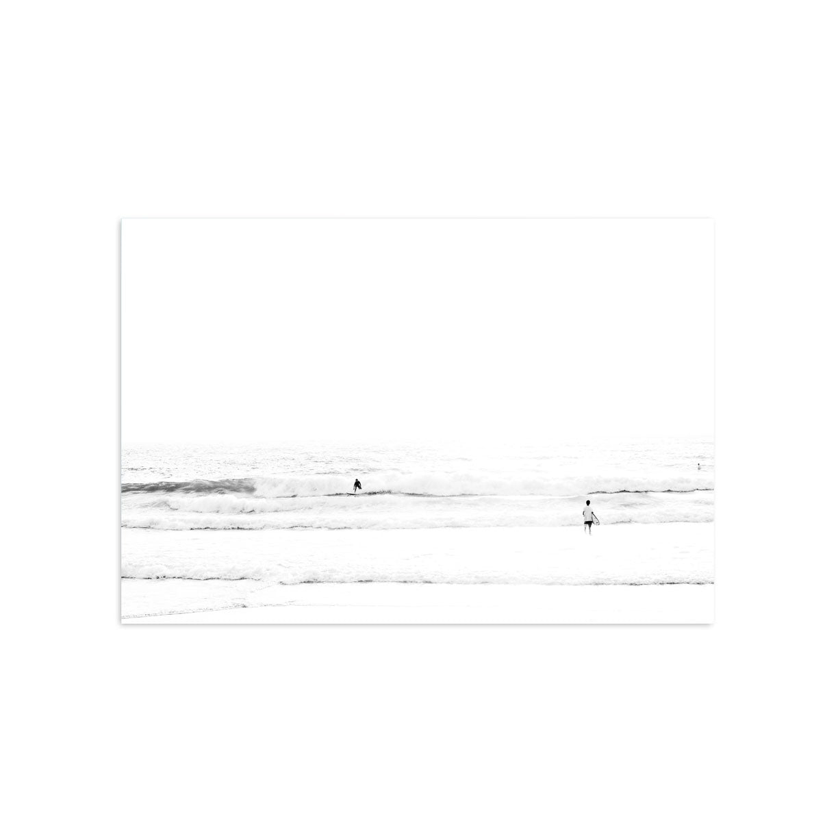 White Surf | Tal Paz-Fridman | Limited Edition Prints | Poster Child Prints | Photography