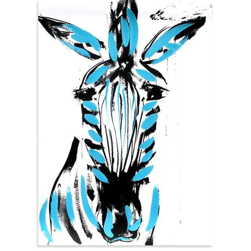 Zulu (Artist Edition 18) by Jenna Snyder-Phillips-Artist Edition-Poster Child Prints