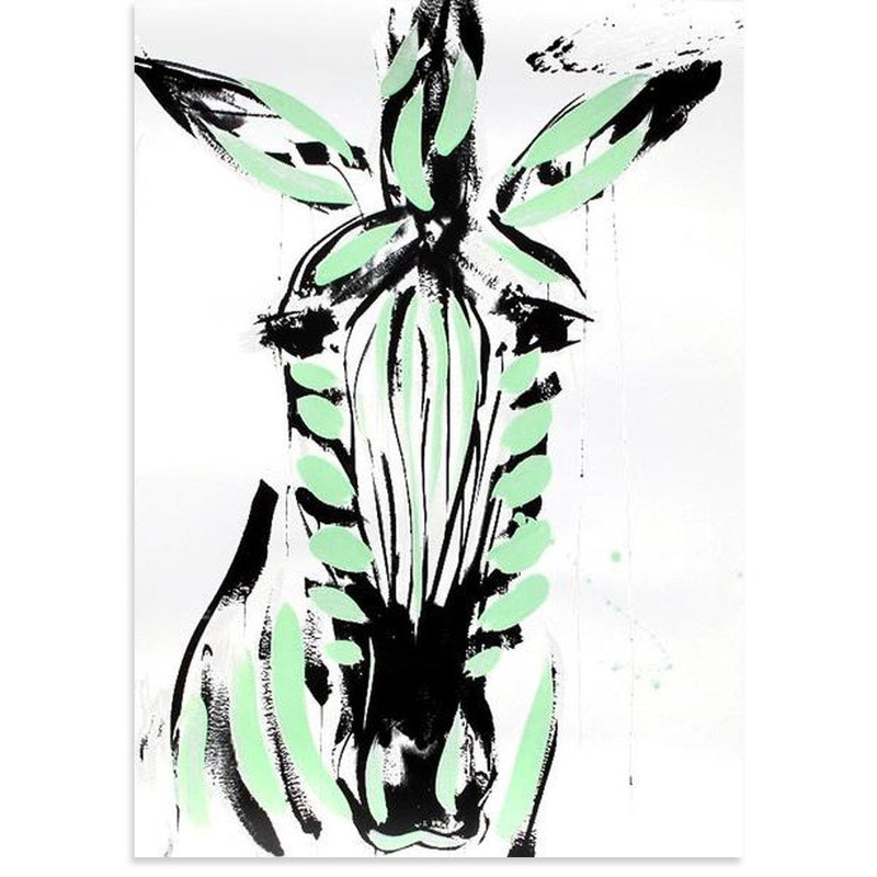 Zulu (Artist Edition 22) by Jenna Snyder-Phillips-Artist Edition-Poster Child Prints