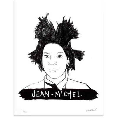 Basquiat - Archive by Deer Dana | Archive | Poster Child Prints