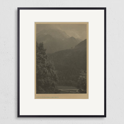 Bavaria by Found Art | Found Art | Poster Child Prints
