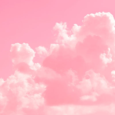 Cloudy With a Touch of Pink | Tal Paz-Fridman | Print | Poster Child Prints