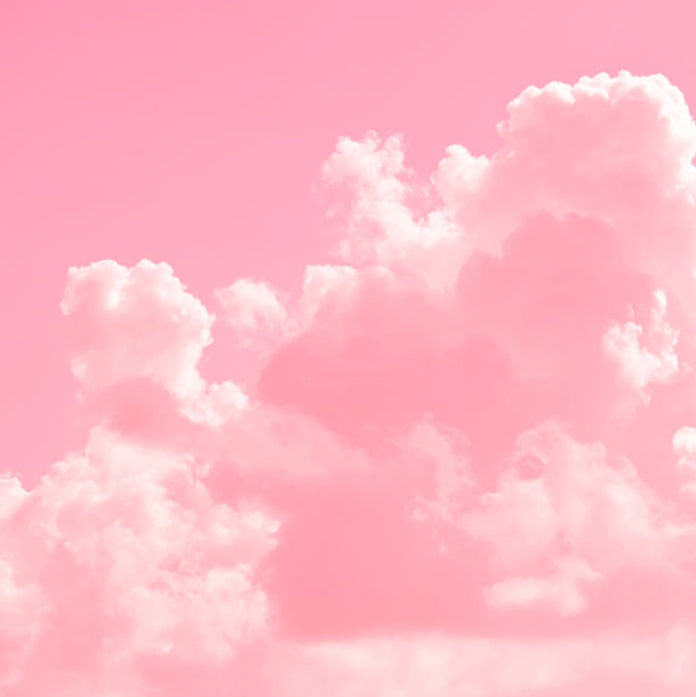 Cloudy With a Touch of Pink