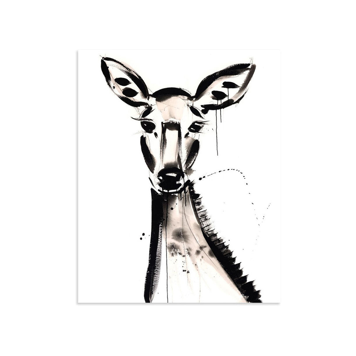 Doe by Jenna Snyder-Phillips | Print | Poster Child Prints