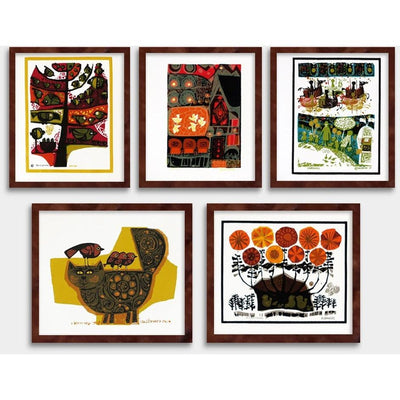 David Weidman Minis Set by David Weidman | Print | Poster Child Prints