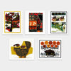 David Weidman Minis Set is a newPrint by David Weidman | Poster Child Prints