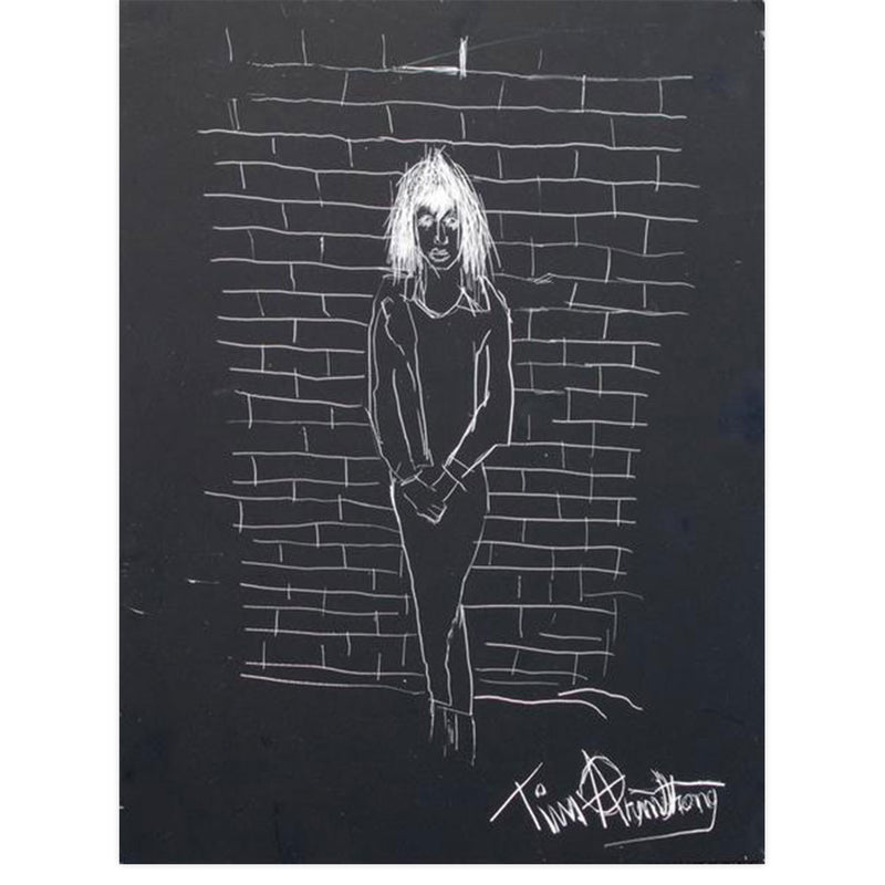 Sheena Is A Punk Rocker, Tim Armstrong | Poster Child Prints