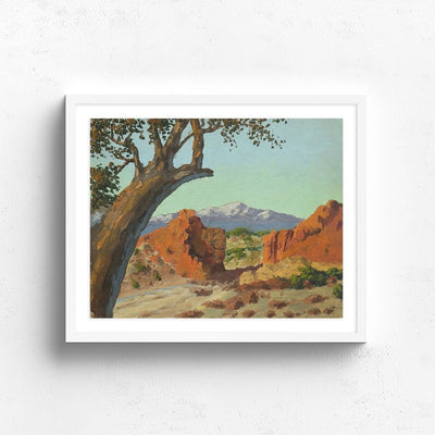 Horizon by Found Art | Found Art | Poster Child Prints