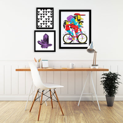 This Way, That Way, PCP Collection | Poster Child Prints