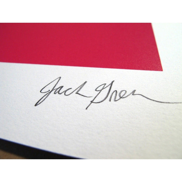 Jack Greer | Poster Child Prints | Ending One Day For the Start Of Another