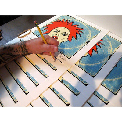 Sadie - Archive, Tim Armstrong | Poster Child Prints