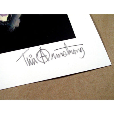 Tim Armstrong | Poster Child Prints | Skull and Crossbones
