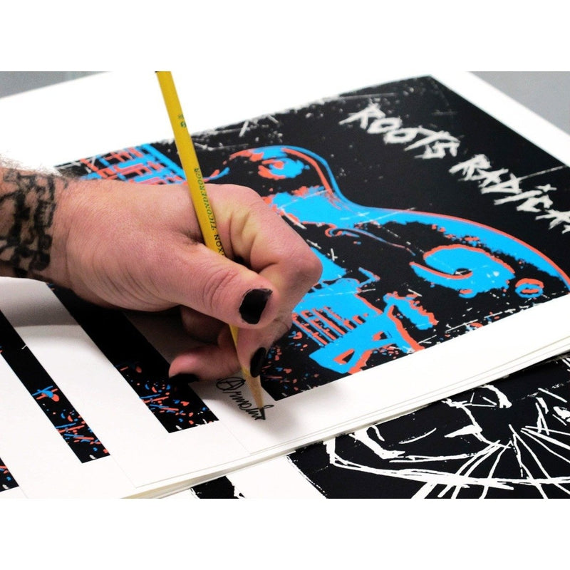 Roots Radical, Tim Armstrong | Poster Child Prints