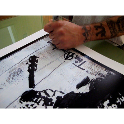 Lars by Tim Armstrong | Archive | Poster Child Prints