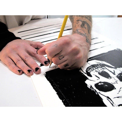 Tim Armstrong | Poster Child Prints | Trouble