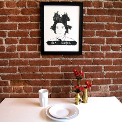 Basquiat, Deer Dana | Poster Child Prints
