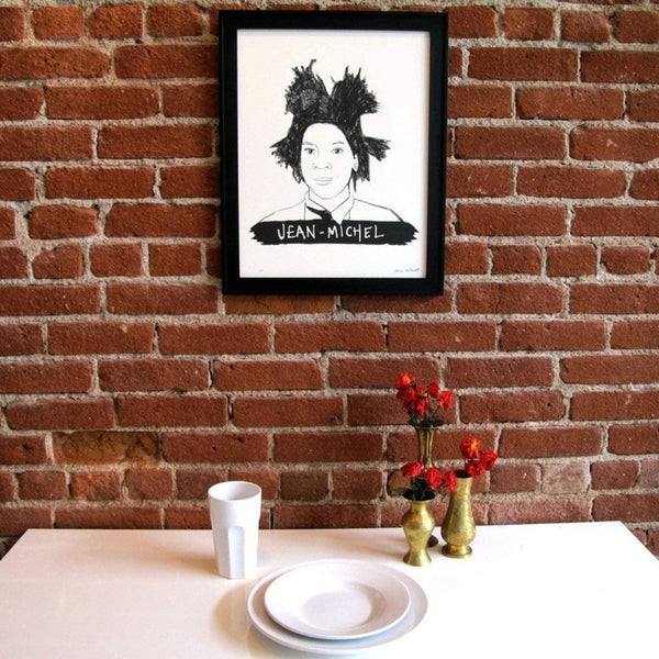 Deer Dana | Poster Child Prints | Basquiat