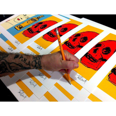 Not To Regret, Tim Armstrong | Poster Child Prints