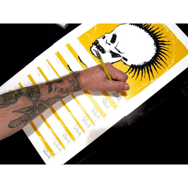 Tim Armstrong | Poster Child Prints | Step Down
